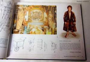 Chronicles 05 300x208 Рецензия книги: «Хроники Хоббита: Искусство и дизайн»