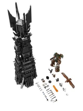 LEGO: башня Ортханк!