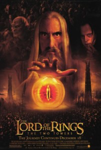 15 Dark Powers 202x300 Властелин Колец   Постеры
