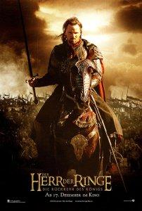 Char Aragorn Deu 202x300 Властелин Колец   Постеры
