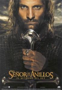 Teaser Aragorn Esp 206x300 Властелин Колец   Постеры