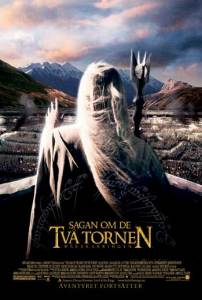 ttt poster3 swed 202x300 Властелин Колец   Постеры