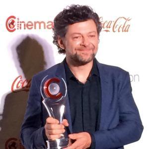 serkis vanguard2014 300x300 CinemaCon: Энди Серкис получил награду за новаторство