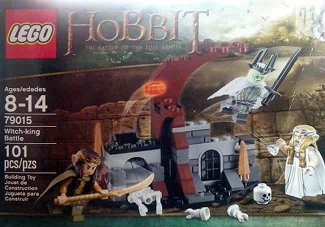 lego hobbit3 a LEGO по Хоббиту 3: спойлерные фото!