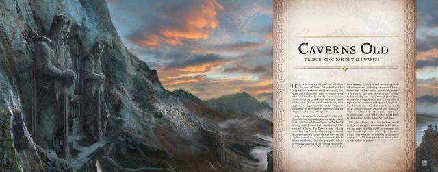 wetachronicles5 03 1024x403 Weta: вышла книга Хроники Хоббита 5: Искусство и дизайн!