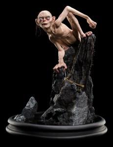 Gollum13 231x300 Новая серия Weta Masters Collection: Голлум!