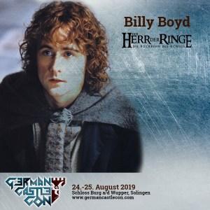 gcc billy 300x300 GermanCastleCon: Билли Бойд и Райан Гейдж!