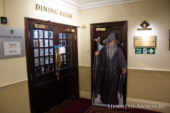 Tolkien 2019: отчет из Бирмингема, день первый!