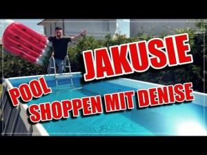 Shopping mit Denise Kappés und Henning Merten