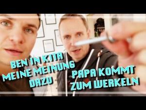 Ben kommt in die Kita, was sagt Henning Merten dazu?