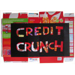 Credit Crunch Eddie Farrell and  Henningham Family Press