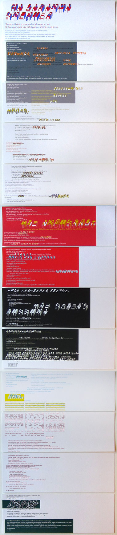 An Unknown Soldier - screenprints