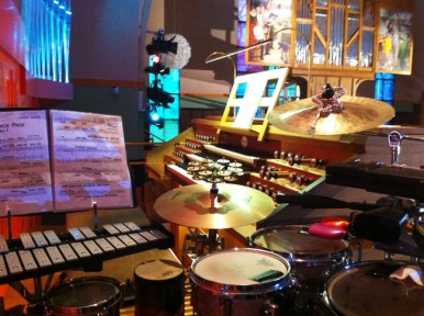 Set de percussions Zappa