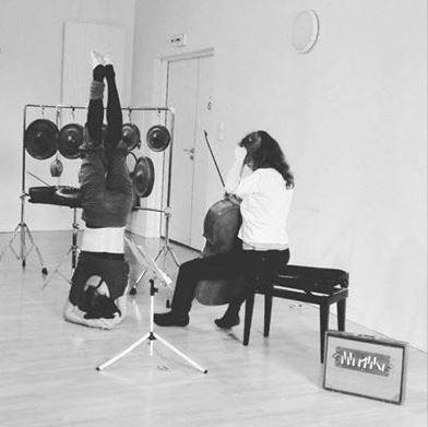 """Répétitions """"Bach en Ombre"""""""