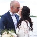 Bröllop. wedding, bröllop i falköping, skaraborg, brudpar