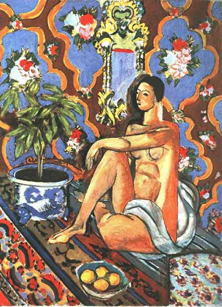 Henri Matisse: Decorative Figure