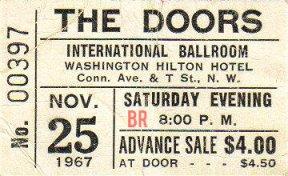Doors November 67