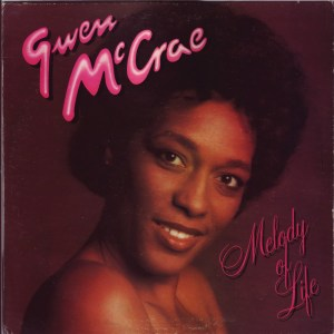 Gwen McCrae - Melody of Life CD Cover
