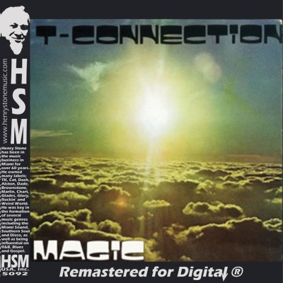 T-Connection Magic CD Insert