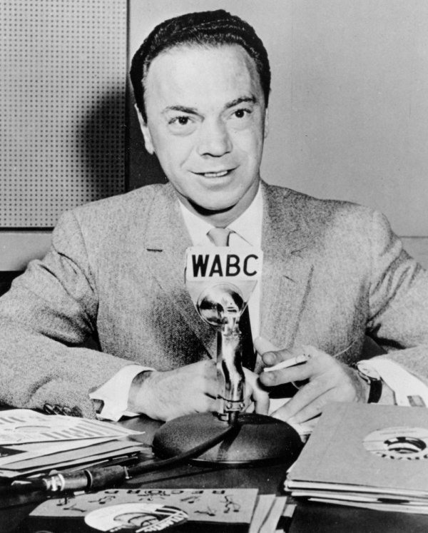 Alan Freed publicity photo