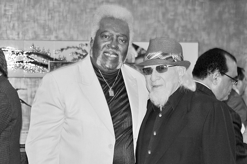 Benny Latimore and Henry Stone, Grove Isle, 2013