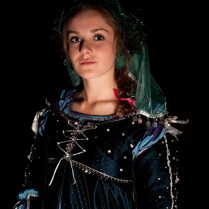 Catherine Howard from Henry VIII The Musical