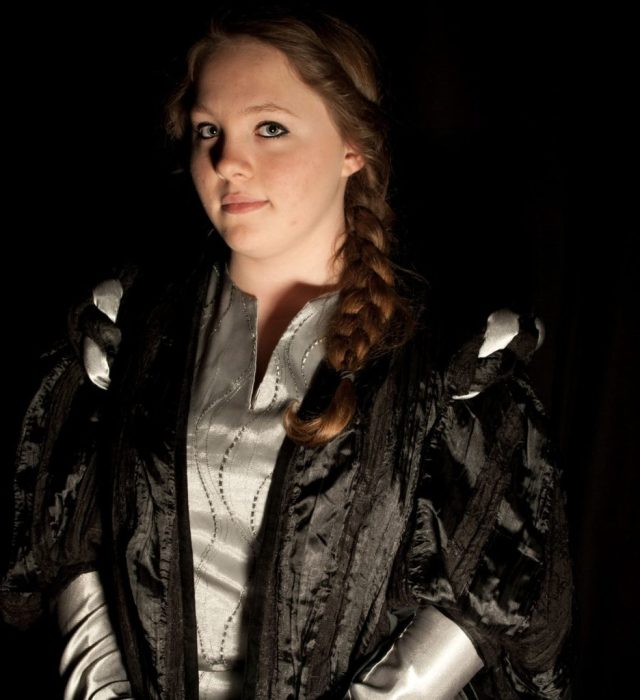 Anne of Cleves from Henry VIII The Musical