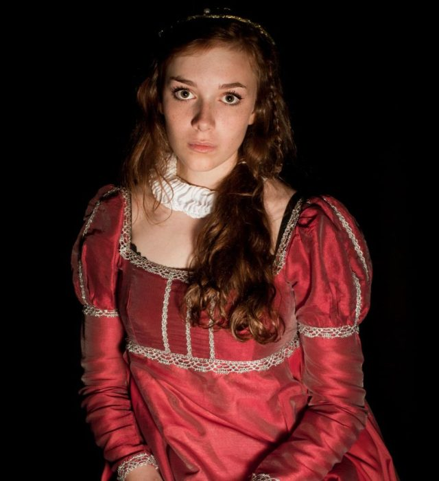 Anne Boleyn from Henry VIII The Musical