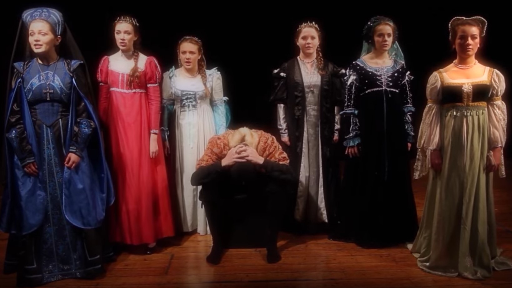 Henry VIII Six Wives' Song