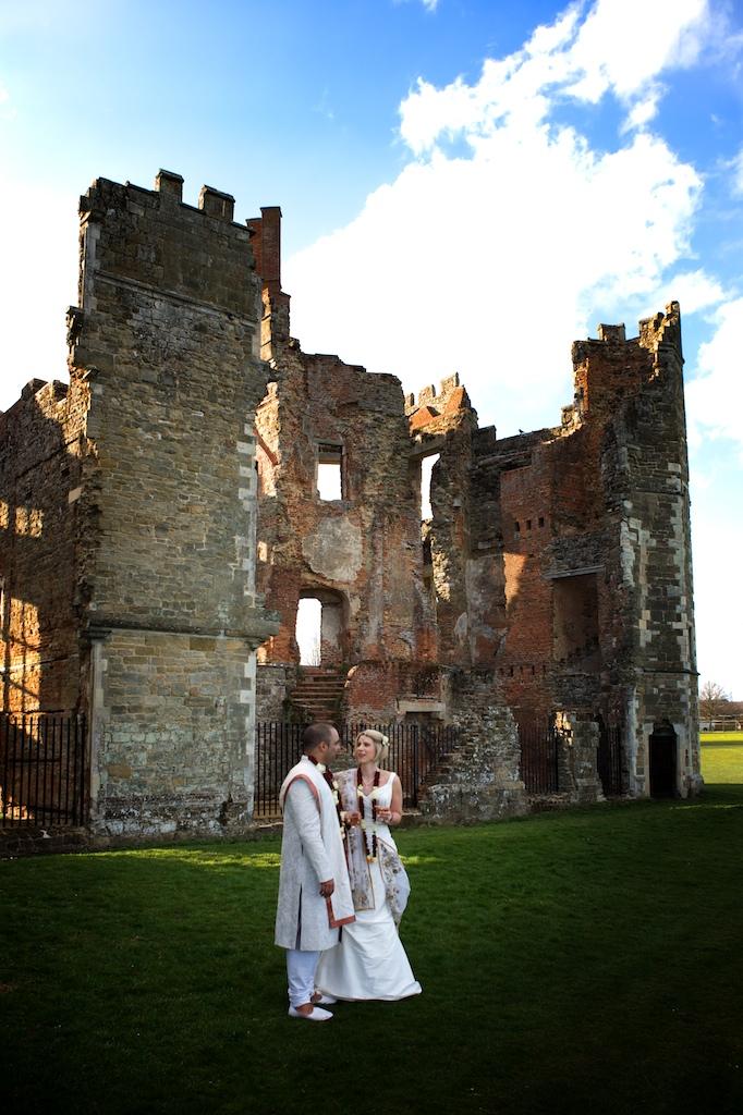 Cowdray Park wedding photography