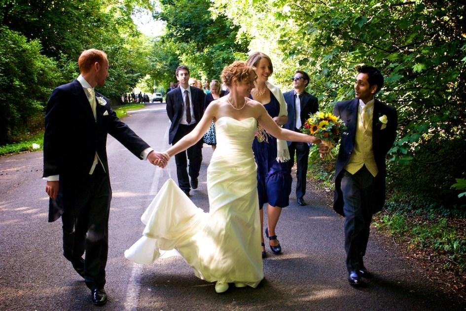 Wedding Photography in Busbridge