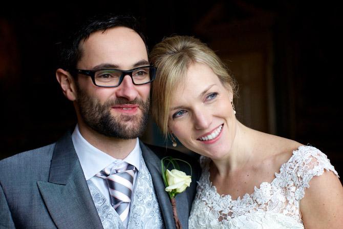Clandon Park Wedding Photography - Faye & Rick