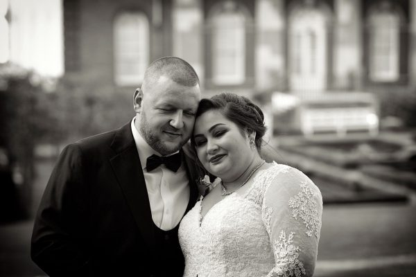 Clandon Park March Wedding Photos