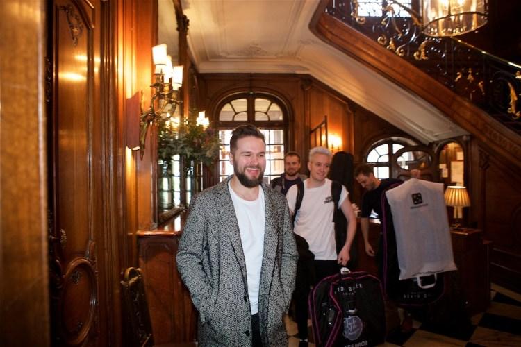 Savile Club Wedding Photography - Emma & Jack 2