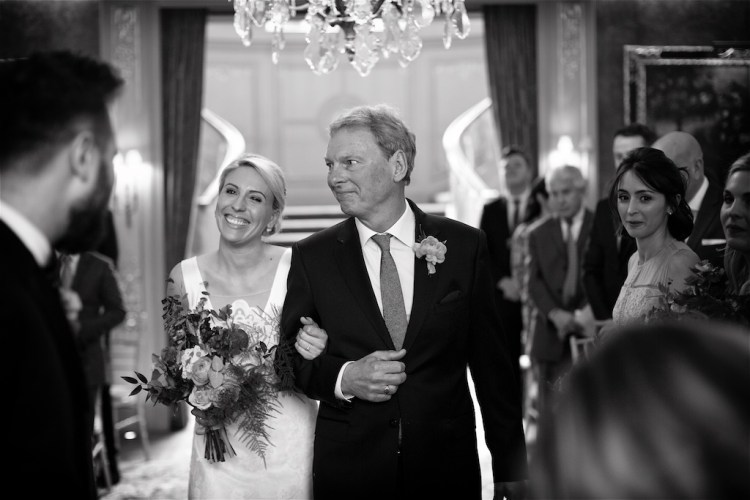 Savile Club Wedding Photography - Emma & Jack 10