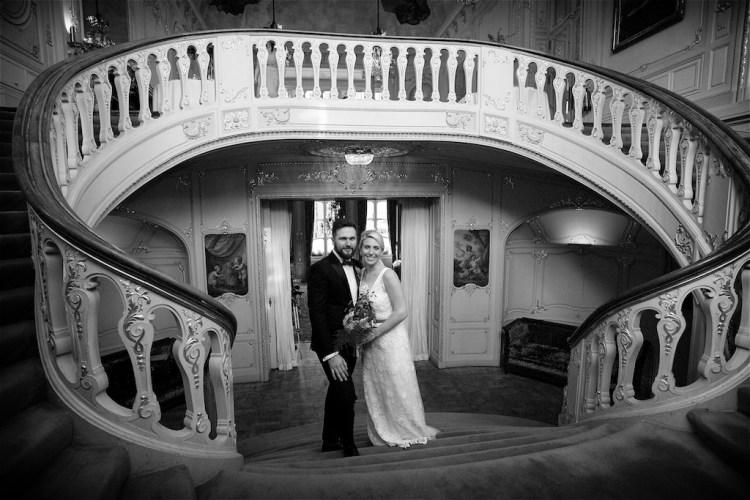 Savile Club Wedding Photography - Emma & Jack 28