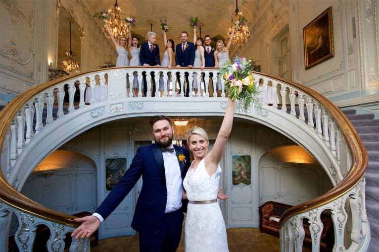Savile Club Wedding Photography - Emma & Jack 31