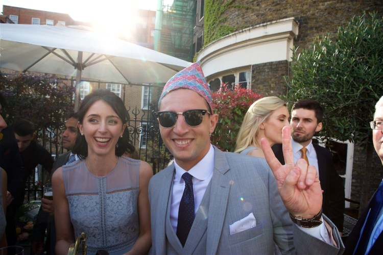 Savile Club Wedding Photography - Emma & Jack 37
