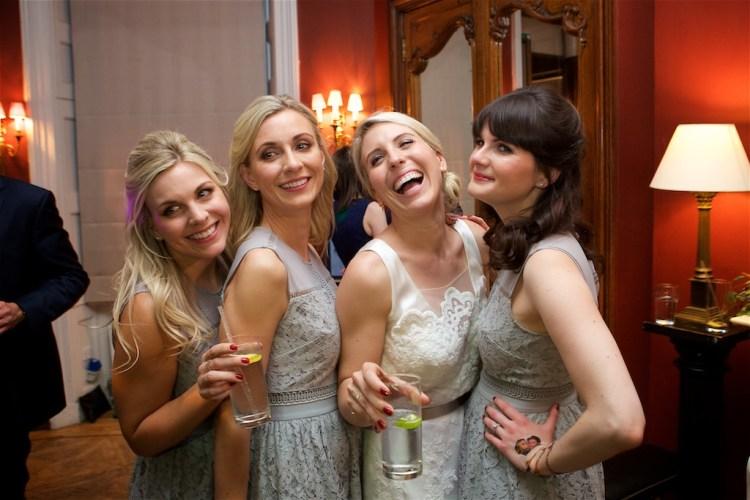 Savile Club Wedding Photography - Emma & Jack 48