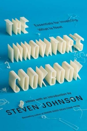 The Best book covers of 2011 : The Innovator's Cookbook
