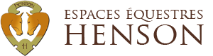 Logo des Espaces Équestres Henson