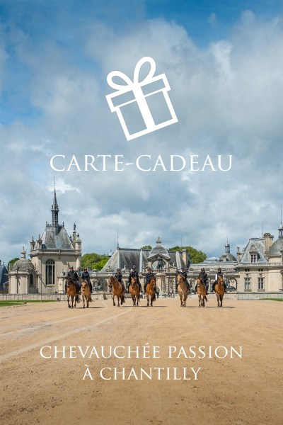 Carte-Cadeau | Chevauchée Passion à Chantilly