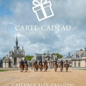 Carte-Cadeau | Chevauchée Passion à Chantilly