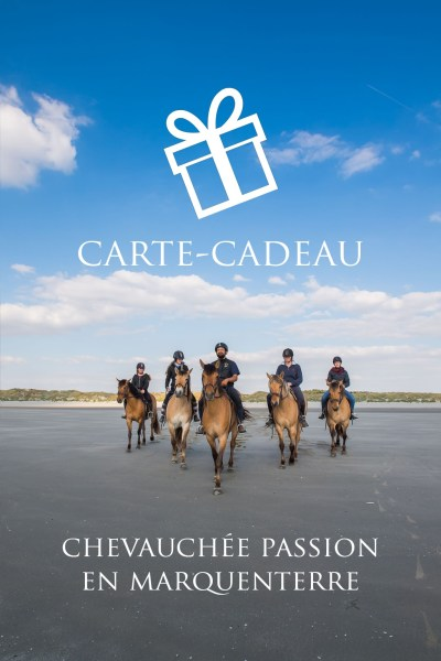 Gift Card | Passion Ride in Marquenterre