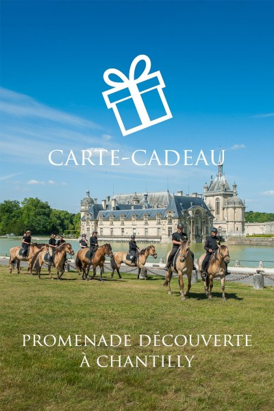 Carte-Cadeau | Promenade Découverte à Chantilly