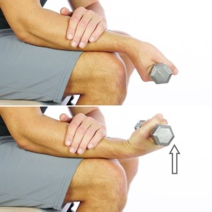 wrist flexion exercise