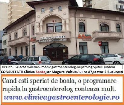 Cv Dr Ditoiu, specialist hepatolog – Clinica hepatologie in ...