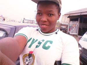 Corper shun no more!