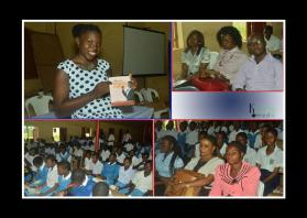 """""""10 Steps To Walking In Purpose"""" book launch"""