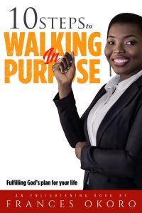 10 steps to walking in purpose book cover